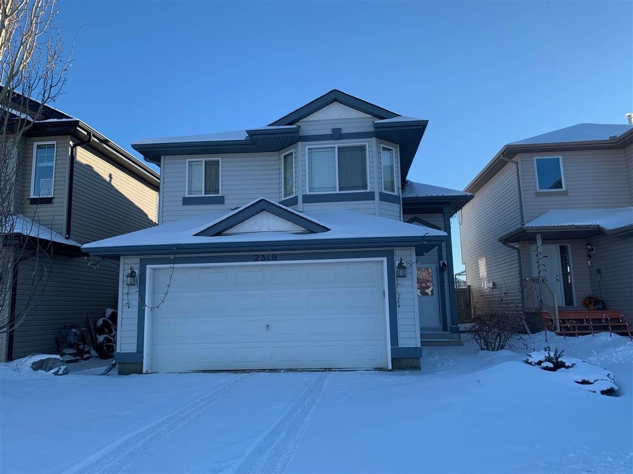 Main Photo: 2319 32 Avenue in Edmonton: Zone 30 House for sale : MLS®# E4230199