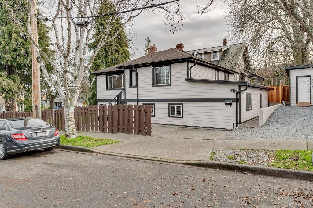 Main Photo: 1227 Alderman Rd in : VW Victoria West House for sale (Victoria West)  : MLS®# 861058