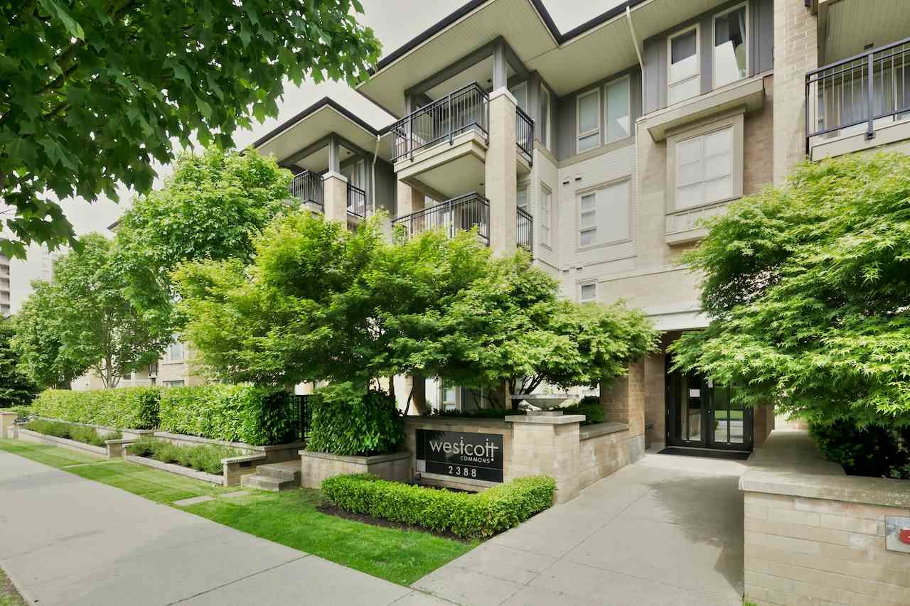 "Main Photo: 214 2388 WESTERN Parkway in Vancouver: University VW Condo for sale in ""WESTCOTT COMMONS"" (Vancouver West)  : MLS®# R2070299"
