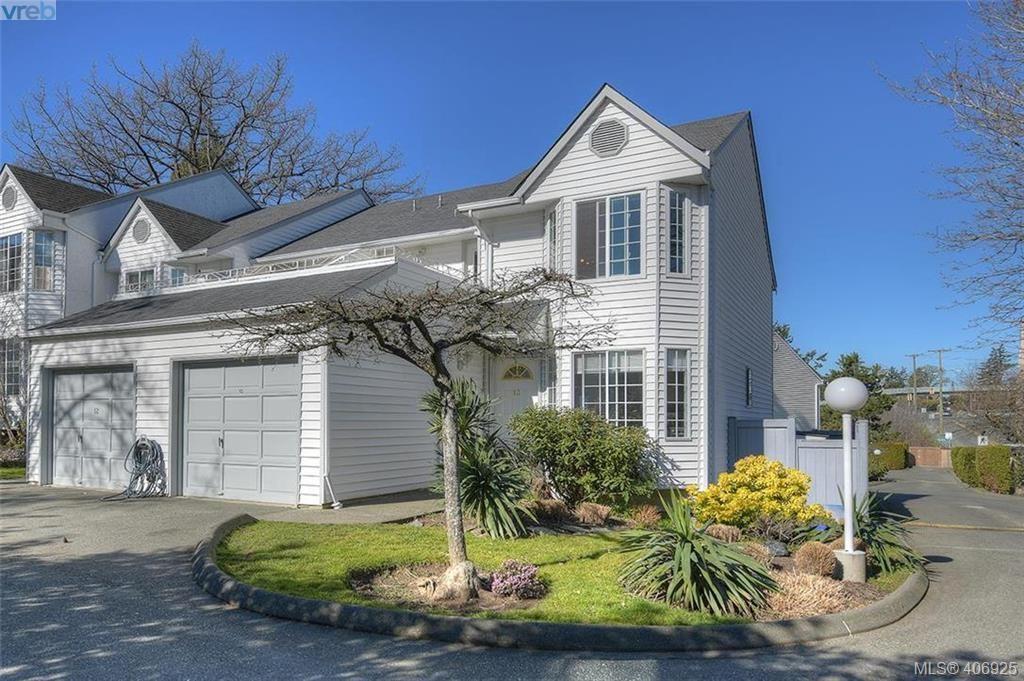 Main Photo: 13 3993 Columbine Way in VICTORIA: SW Tillicum Row/Townhouse for sale (Saanich West)  : MLS®# 808750