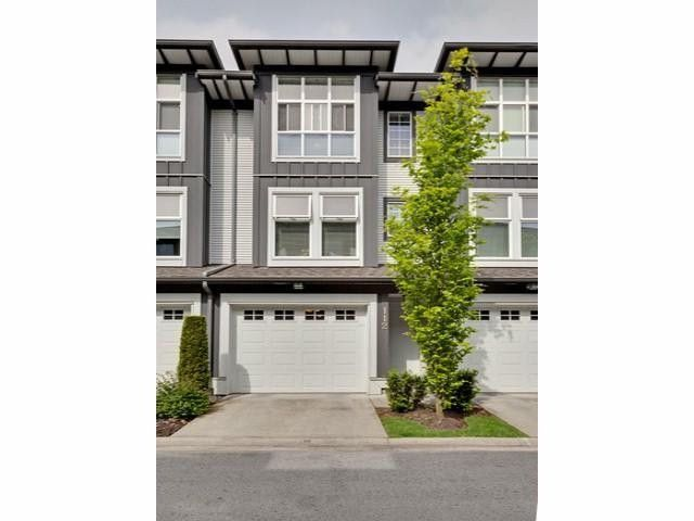 """Main Photo: 112 18777 68A Avenue in Surrey: Clayton Townhouse for sale in """"COMPASS"""" (Cloverdale)  : MLS®# F1312548"""