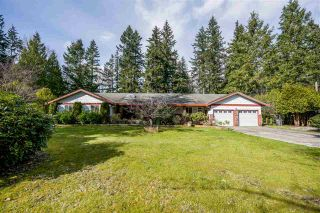 """Photo 1: 14365 25 Avenue in Surrey: Sunnyside Park Surrey House for sale in """"Woodshire Park"""" (South Surrey White Rock)  : MLS®# R2560292"""