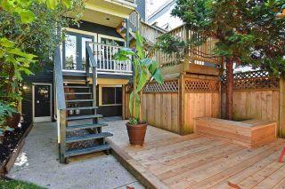 Photo 18: 2025 W 5TH AVENUE in Vancouver: Kitsilano 1/2 Duplex for sale (Vancouver West)  : MLS®# R2212905