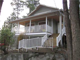 """Photo 1: 5445 CARNABY Place in Sechelt: Sechelt District House for sale in """"WEST SECHELT"""" (Sunshine Coast)  : MLS®# V933275"""