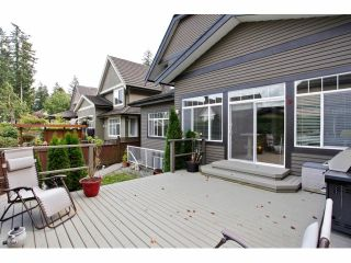"Photo 20: 15455 36 Avenue in Surrey: Morgan Creek House for sale in ""Rosemary Heights"" (South Surrey White Rock)  : MLS®# F1423566"