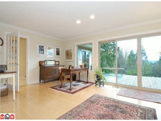 """Photo 7: 17385 HILLVIEW Place in Surrey: Grandview Surrey House for sale in """"COUNTRY WOODS"""" (South Surrey White Rock)  : MLS®# F1104130"""