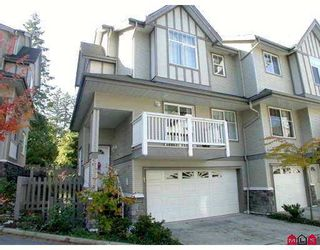 """Photo 1: 49 15133 29A AV in White Rock: King George Corridor Townhouse for sale in """"STONEWOODS"""" (South Surrey White Rock)  : MLS®# F2524237"""