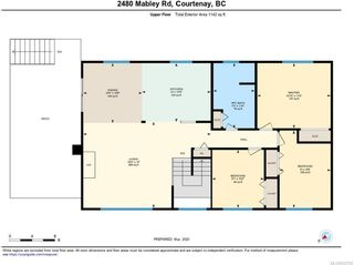Photo 41: 2480 Mabley Rd in COURTENAY: CV Courtenay West House for sale (Comox Valley)  : MLS®# 835750