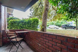 "Photo 26: 107 2211 W 5TH Avenue in Vancouver: Kitsilano Condo for sale in ""West Pointe Villa"" (Vancouver West)  : MLS®# R2615319"