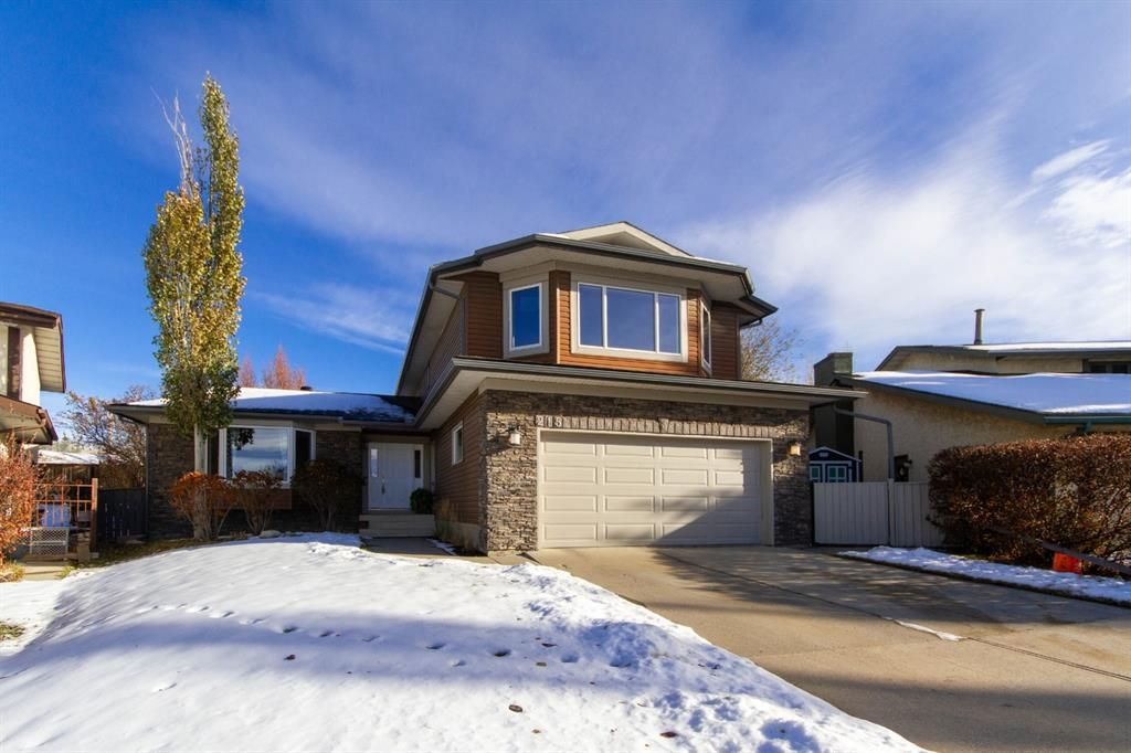 Main Photo: 215 Dalcastle Way NW in Calgary: Dalhousie Detached for sale : MLS®# A1075014