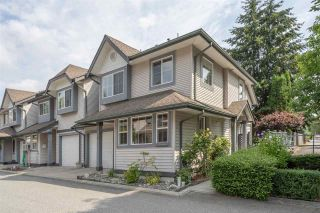 "Photo 1: 13 21015 118 Avenue in Maple Ridge: Southwest Maple Ridge Townhouse for sale in ""AMARA PLACE"" : MLS®# R2492821"