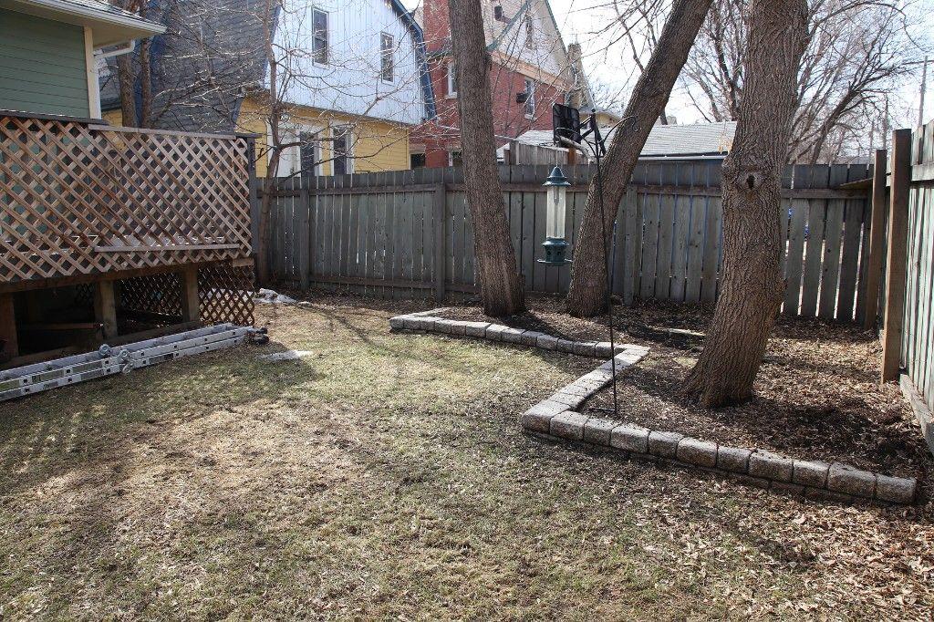 Photo 57: Photos: 224 Lipton Street in winnipeg: Wolseley Single Family Detached for sale (West Winnipeg)  : MLS®# 1407760