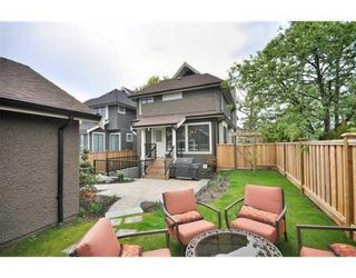 Photo 10: 6706 ANGUS DR in Vancouver: South Granville House for sale (Vancouver West)  : MLS®# V821301