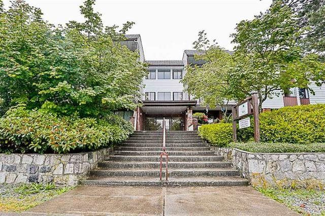 "Main Photo: 204 7473 140 Street in Surrey: East Newton Condo for sale in ""GLENCOE ESTATES"" : MLS®# R2204685"