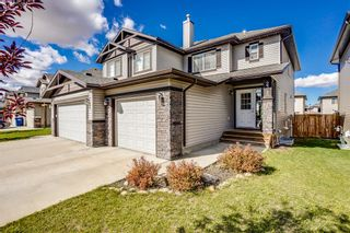 Main Photo: 2345 Baywater Crescent SW: Airdrie Semi Detached for sale : MLS®# A1147573