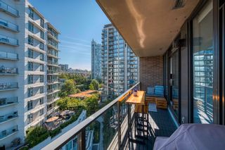 """Photo 15: 1009 170 W 1ST Street in North Vancouver: Lower Lonsdale Condo for sale in """"ONE PARK LANE"""" : MLS®# R2605831"""