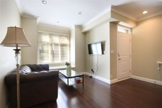 """Photo 2: 220 5588 PATTERSON Avenue in Burnaby: Central Park BS Townhouse for sale in """"DECORUS"""" (Burnaby South)  : MLS®# R2111727"""
