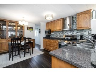 """Photo 9: 157 27111 0 Avenue in Langley: Aldergrove Langley Manufactured Home for sale in """"Pioneer Park"""" : MLS®# R2616701"""