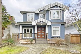 Main Photo: 2815 W 39TH Avenue in Vancouver: Kerrisdale House for sale (Vancouver West)  : MLS®# R2533478