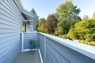 """Photo 17: 4763 HOSKINS Road in North Vancouver: Lynn Valley Townhouse for sale in """"Yorkwood Hills"""" : MLS®# R2617725"""