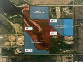 Main Photo: Estevan land in Estevan: Commercial for sale : MLS®# SK866959