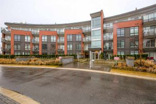 """Photo 1: 108 20 E ROYAL Avenue in New Westminster: Fraserview NW Condo for sale in """"THE LOOKOUT"""" : MLS®# R2237178"""