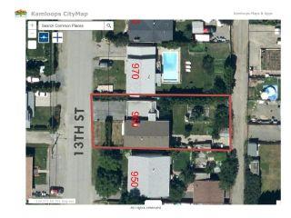 Photo 1: 960 13TH STREET in Kamloops: Brocklehurst House for sale : MLS®# 160752