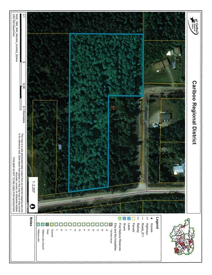 Photo 8: Photos: LOT A MARSH Road in Quesnel: Quesnel - Rural West Land for sale (Quesnel (Zone 28))  : MLS®# R2567192