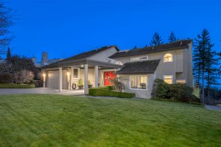 Photo 1: 5064 PINETREE Crescent in West Vancouver: Upper Caulfeild House for sale : MLS®# R2580718