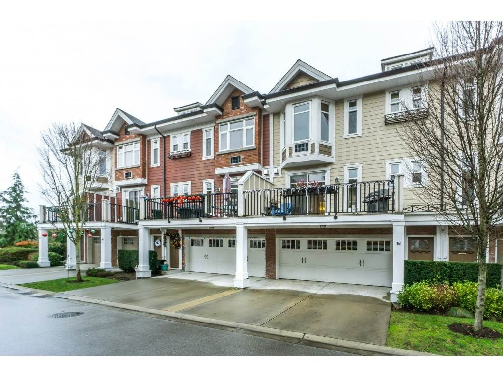 "Main Photo: 18 20738 84 Avenue in Langley: Willoughby Heights Townhouse for sale in ""Yorkson Creek"" : MLS®# R2388204"