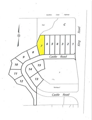 "Main Photo: LOT 7 CASTLE Road in Gibsons: Gibsons & Area Land for sale in ""KING & CASTLE"" (Sunshine Coast)  : MLS®# R2422388"