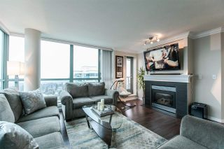 """Photo 1: 1803 6611 SOUTHOAKS Crescent in Burnaby: Highgate Condo for sale in """"GEMINI"""" (Burnaby South)  : MLS®# R2048456"""