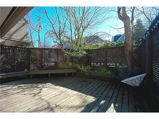 """Photo 14: 105 1299 W 7TH Avenue in Vancouver: Fairview VW Condo for sale in """"MARBELLA"""" (Vancouver West)  : MLS®# V935816"""