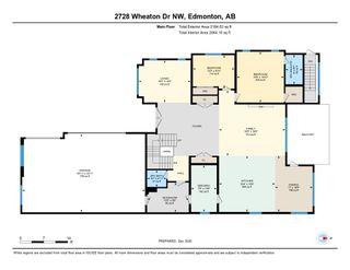 Photo 49: 2728 Wheaton Drive in Edmonton: Zone 56 House for sale : MLS®# E4255311