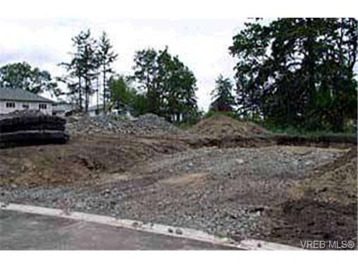 Main Photo: 1209 Knockan Dr in : SW Strawberry Vale Land for sale (Saanich West)  : MLS®# 311203
