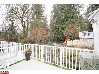 "Photo 1: 72 8844 208TH Street in Langley: Walnut Grove Townhouse for sale in ""MAYBERRY"" : MLS®# F1204629"