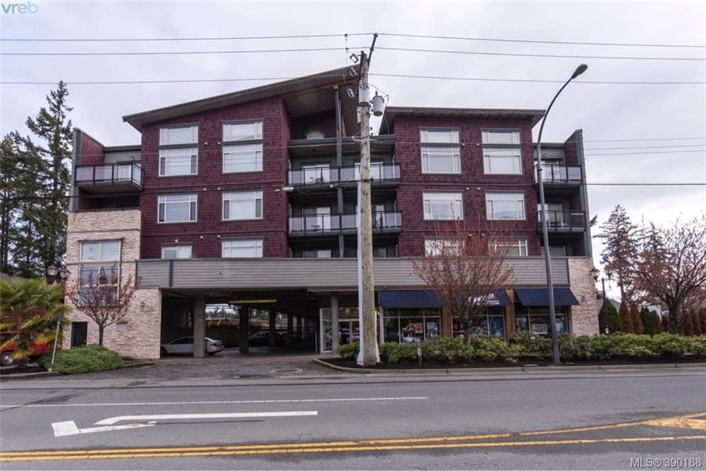 Main Photo: 304 844 Goldstream Ave in VICTORIA: La Langford Proper Condo for sale (Langford)  : MLS®# 784260