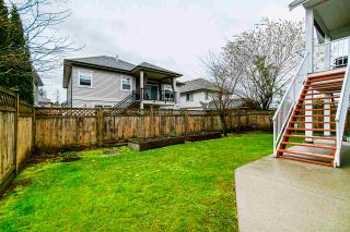 Photo 36: 32633 EGGLESTONE Avenue in Mission: Mission BC House for sale : MLS®# R2557371