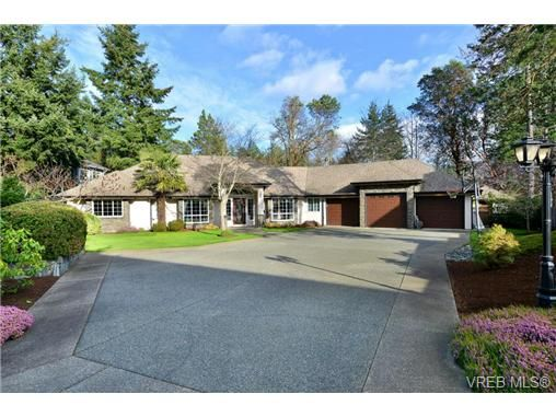 Main Photo: 2477 Prospector Way in VICTORIA: La Florence Lake House for sale (Langford)  : MLS®# 697143