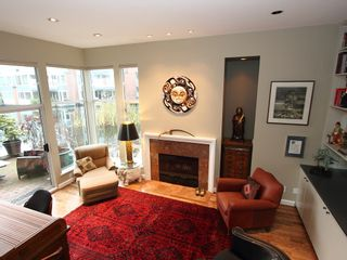"""Photo 5: 1596 ISLAND PARK Walk in Vancouver: False Creek Townhouse for sale in """"THE LAGOONS"""" (Vancouver West)  : MLS®# V922558"""