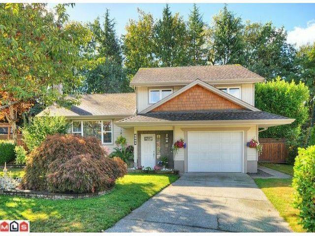 Main Photo: 5002 197TH ST in : Langley City House for sale : MLS®# F1222098