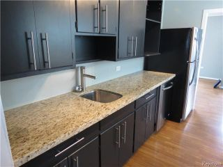 Photo 4: 805 Weatherdon Avenue in WINNIPEG: Manitoba Other Residential for sale : MLS®# 1409357