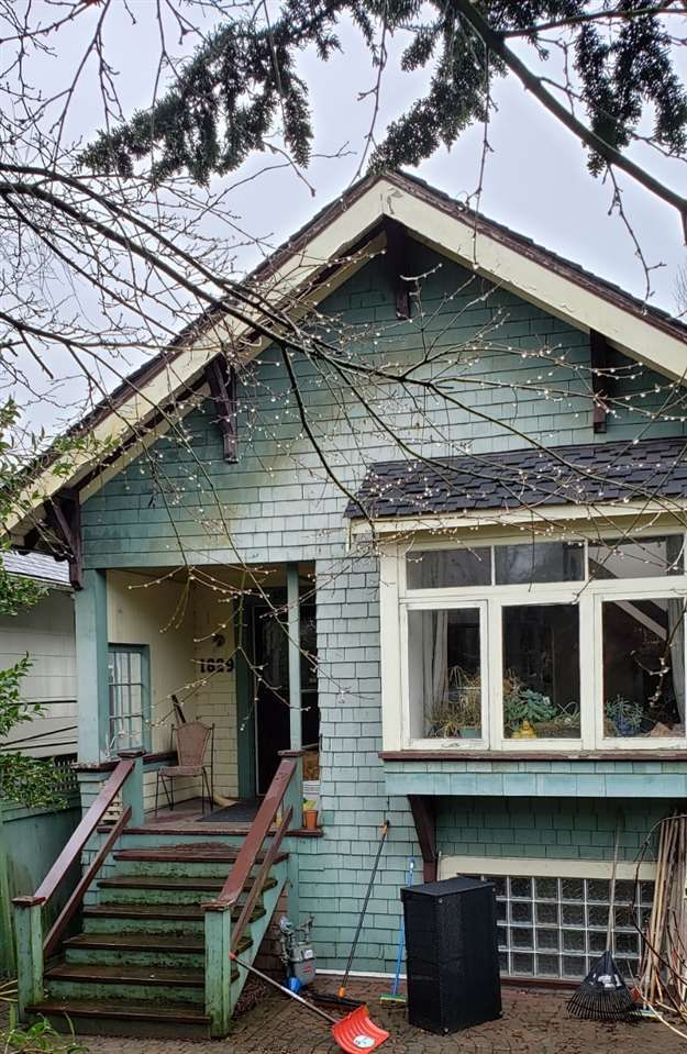 Main Photo: 1829 STEPHENS Street in Vancouver: Kitsilano House for sale (Vancouver West)  : MLS®# R2430814