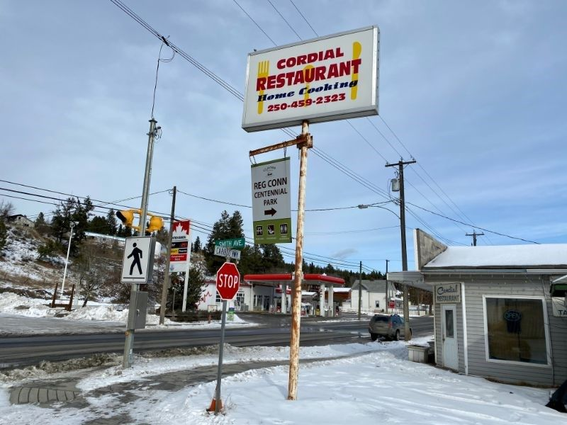 Main Photo: 1315 CARIBOO 97 HIGHWAY in No City Value: BCNREB Out of Area Business with Property for sale : MLS®# C8035718