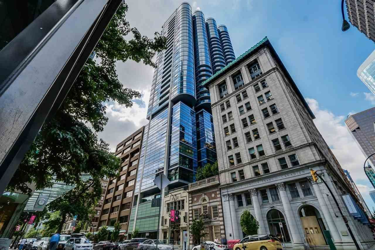 Main Photo: 2103 838 W HASTINGS Street in Vancouver: Downtown VW Condo for sale (Vancouver West)  : MLS®# R2514409