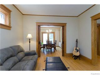 Photo 5: 524 Basswood Place in Winnipeg: Wolseley Residential for sale (5B)  : MLS®# 1620099