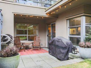 """Photo 8: 101 3023 W 4TH Avenue in Vancouver: Kitsilano Condo for sale in """"DELANO"""" (Vancouver West)  : MLS®# R2028872"""