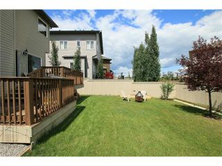 Photo 31: 18 WEST POINTE Manor: Cochrane House for sale : MLS®# C4072318