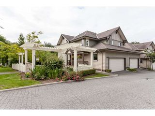 """Photo 1: 95 4401 BLAUSON Boulevard in Abbotsford: Abbotsford East Townhouse for sale in """"Sage Homes at Auguston"""" : MLS®# R2473999"""