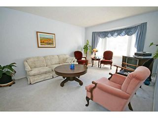 Photo 5: 34 WESTRIDGE Crescent: Okotoks Residential Detached Single Family for sale : MLS®# C3623209